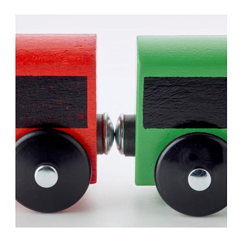 LILLABO 火車基本組合,20件套裝