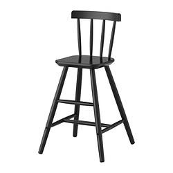 AGAM - 兒童椅, 黑色 | IKEA 香港及澳門 - PE346344_S3