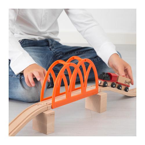 LILLABO - 5-piece train bridge set | IKEA Hong Kong and Macau - PE625474_S4