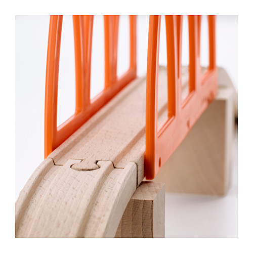LILLABO 火車玩具配件,5件套裝