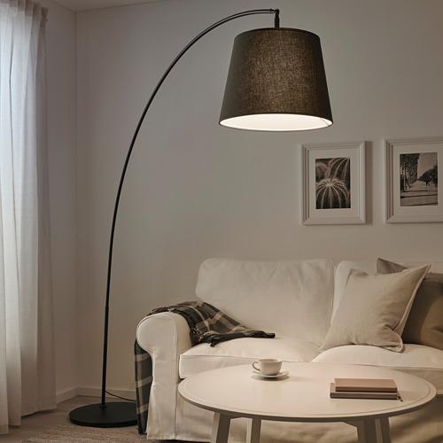SKAFTET - 落地燈座 拱形, 黑色   IKEA 香港及澳門 - PE764680_S4