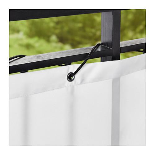 DYNING - 露台屏風, 白色 | IKEA 香港及澳門 - PE625543_S4