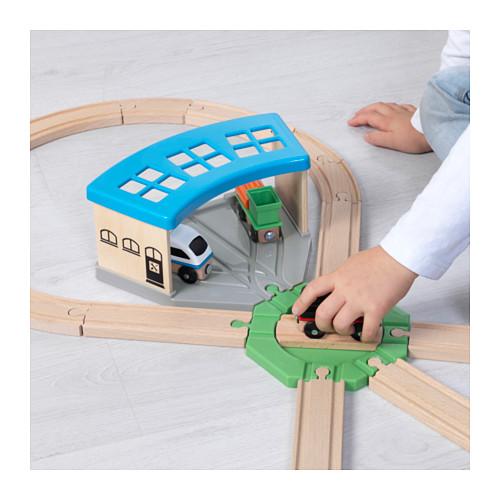 LILLABO 玩具火車維修站