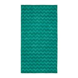 BREDEVAD - rug, flatwoven, zigzag pattern green | IKEA Hong Kong and Macau - PE764691_S3