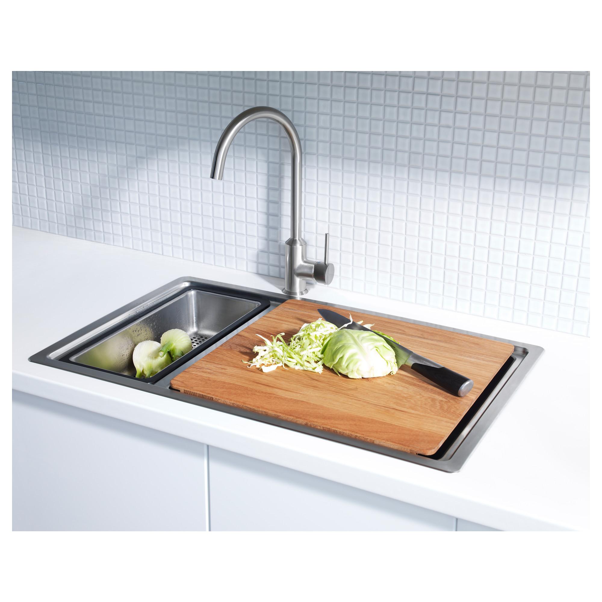 NorrsjÖn Chopping Board Oak Ikea