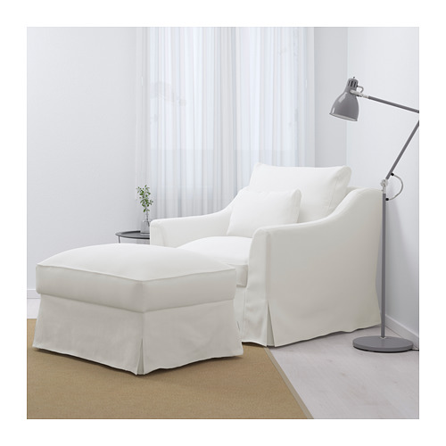 FÄRLÖV - armchair, Flodafors white | IKEA Hong Kong and Macau - PE633190_S4
