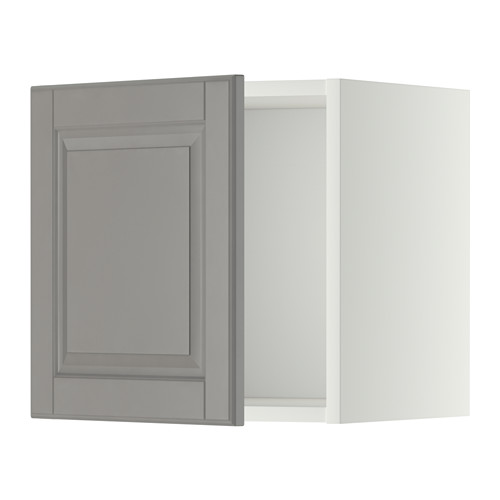 METOD - wall cabinet, white/Bodbyn grey | IKEA Hong Kong and Macau - PE345471_S4