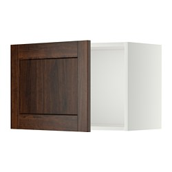 METOD - 吊櫃, 白色/Edserum 褐色   IKEA 香港及澳門 - PE345527_S3