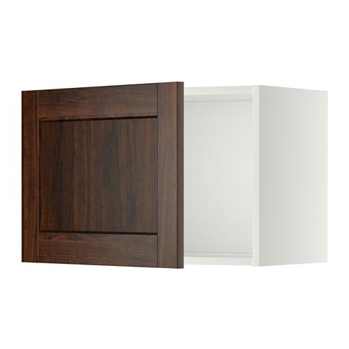 METOD - 吊櫃, 白色/Edserum 褐色 | IKEA 香港及澳門 - PE345527_S4