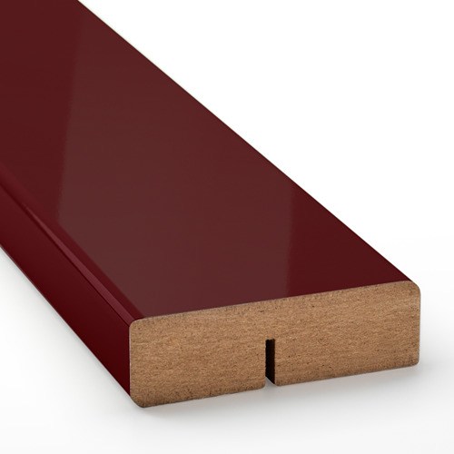 KALLARP - rounded deco strip/moulding, high-gloss dark red-brown | IKEA Hong Kong and Macau - PE764780_S4