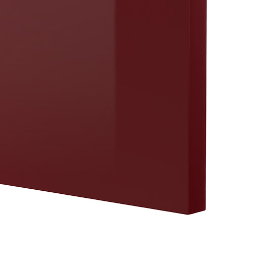 KALLARP - drawer front, high-gloss dark red-brown | IKEA Hong Kong and Macau - PE764783_S4