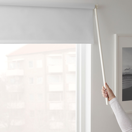 FRIDANS - block-out roller blind,  80x195cm, white | IKEA Hong Kong and Macau - PE672904_S4