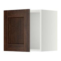 METOD - 吊櫃, 白色/Edserum 褐色   IKEA 香港及澳門 - PE345474_S3