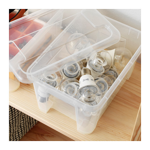 SAMLA - 5 litres box with lid | IKEA Hong Kong and Macau - PE625944_S4