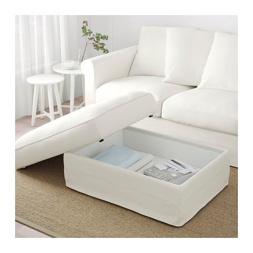 GRÖNLID - 貯物式腳凳, Inseros 白色   IKEA 香港及澳門 - PE675066_S4