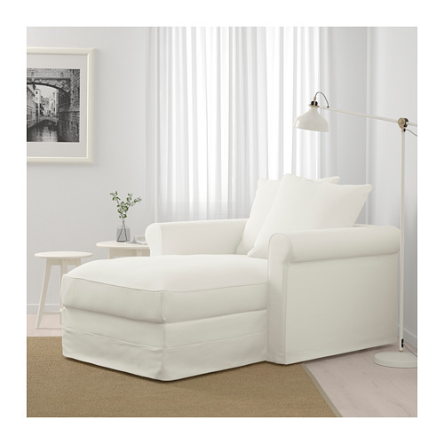 GRÖNLID - 躺椅, Inseros 白色   IKEA 香港及澳門 - PE675100_S4