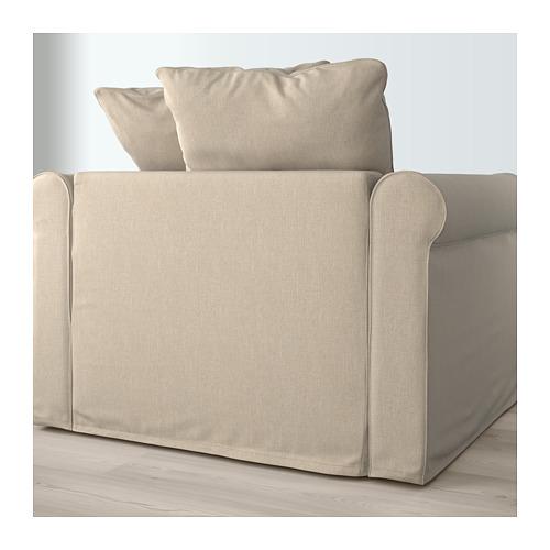 GRÖNLID - 躺椅, Sporda 原色 | IKEA 香港及澳門 - PE675085_S4