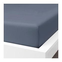 SÖMNTUTA - fitted sheet, queen | IKEA Hong Kong and Macau - PE675285_S3