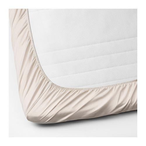 SÖMNTUTA 床褥墊用床笠