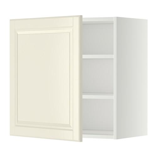 METOD - 吊櫃連層板, 白色/Bodbyn 灰白色 | IKEA 香港及澳門 - PE345635_S4