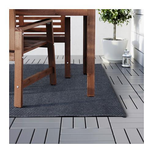 MORUM - rug flatwoven, in/outdoor, dark grey | IKEA Hong Kong and Macau - PE560630_S4