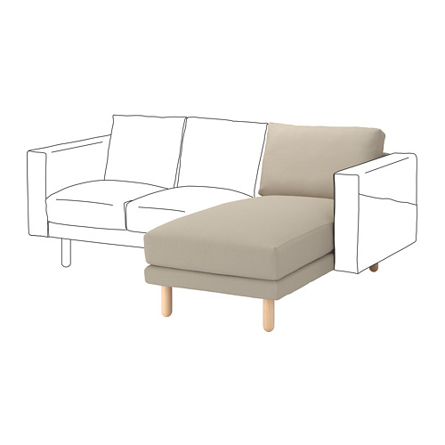 NORSBORG 躺椅組合