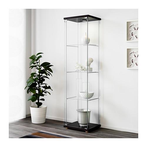 DETOLF 玻璃門貯物櫃