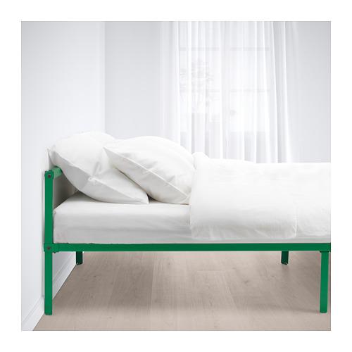 GRIMSBU bed frame, LURÖY, double