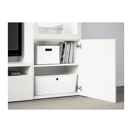 LACK/BESTÅ - 電視貯物組合, 白色 | IKEA 香港及澳門 - PE560763_S4