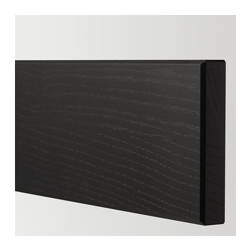 LERHYTTAN - drawer front, black stained | IKEA Hong Kong and Macau - PE675493_S4