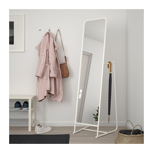 KNAPPER - 全身鏡, 白色 | IKEA 香港及澳門 - PE676200_S4