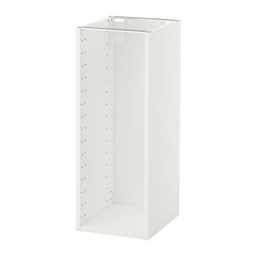 METOD - 地櫃框, 白色 | IKEA 香港及澳門 - PE675765_S4