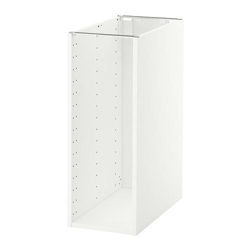 METOD - 地櫃框, 白色 | IKEA 香港及澳門 - PE675770_S4