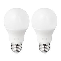 RYET - LED燈膽E27 1055流明, 球形 奶白色 | IKEA 香港及澳門 - PE765623_S3