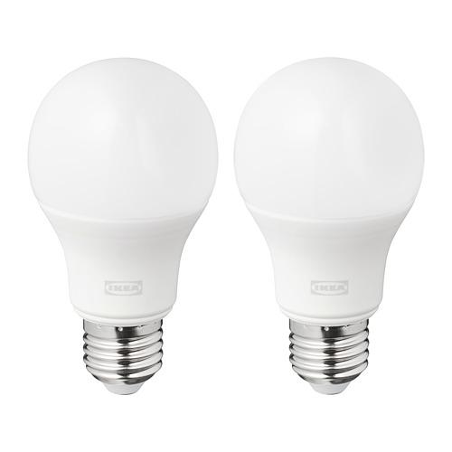 RYET - LED燈膽E27 1055流明, 球形 奶白色 | IKEA 香港及澳門 - PE765623_S4