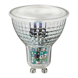 TRÅDFRI - LED燈膽 GU10 345流明, 無線調光 彩色/白光光譜 | IKEA 香港及澳門 - PE765627_S3