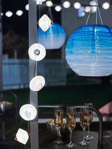 SOLVINDEN - 太陽能LED吊燈, 戶外/球形 藍調 | IKEA 香港及澳門 - PH177162_S4