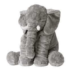 JÄTTESTOR - 毛公仔, 象/灰色 | IKEA 香港及澳門 - PE167902_S3