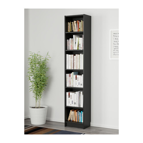 BILLY - 書架, 棕黑色 | IKEA 香港及澳門 - PE561377_S4