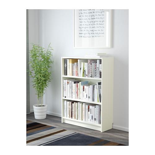 BILLY - 書架, 白色   IKEA 香港及澳門 - PE561384_S4