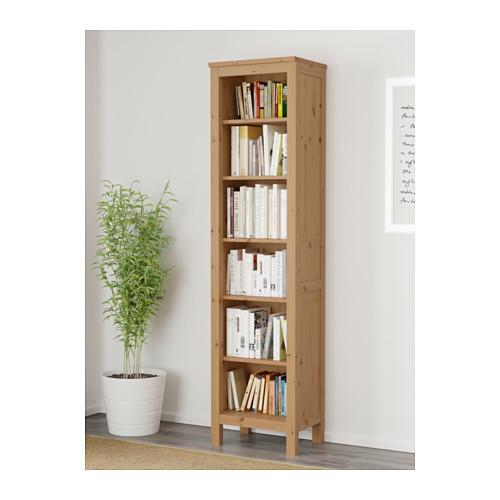 HEMNES - 書架, 淺褐色   IKEA 香港及澳門 - PE561389_S4