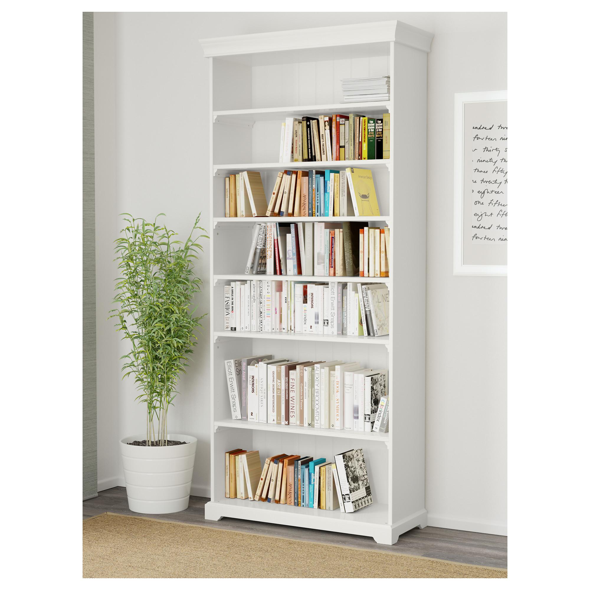 Liatorp Bookcase White Ikea Hong Kong