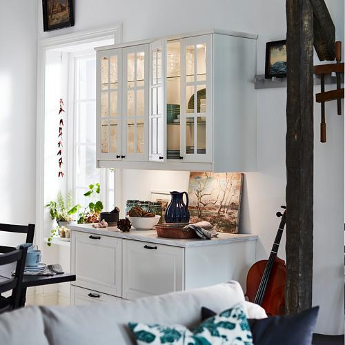 MITTLED - LED 廚房檯面燈條, 可調式 白色   IKEA 香港及澳門 - PH167326_S4