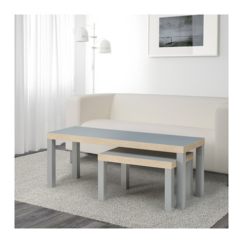 LACK nest of tables, set of 2