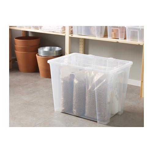 SAMLA - 65 litres box with lid | IKEA Hong Kong and Macau - PE561906_S4