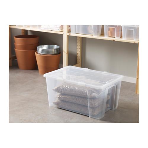 SAMLA - 45 litres box with lid | IKEA Hong Kong and Macau - PE561929_S4