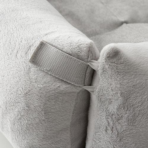 LURVIG - 狗床, 淺灰色 | IKEA 香港及澳門 - PE765952_S4