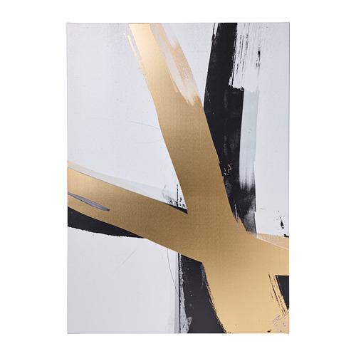 PJÄTTERYD - 畫, 金色筆觸   IKEA 香港及澳門 - PE821707_S4