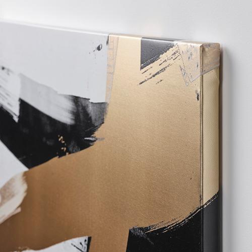 PJÄTTERYD - 畫, 金色筆觸   IKEA 香港及澳門 - PE821708_S4