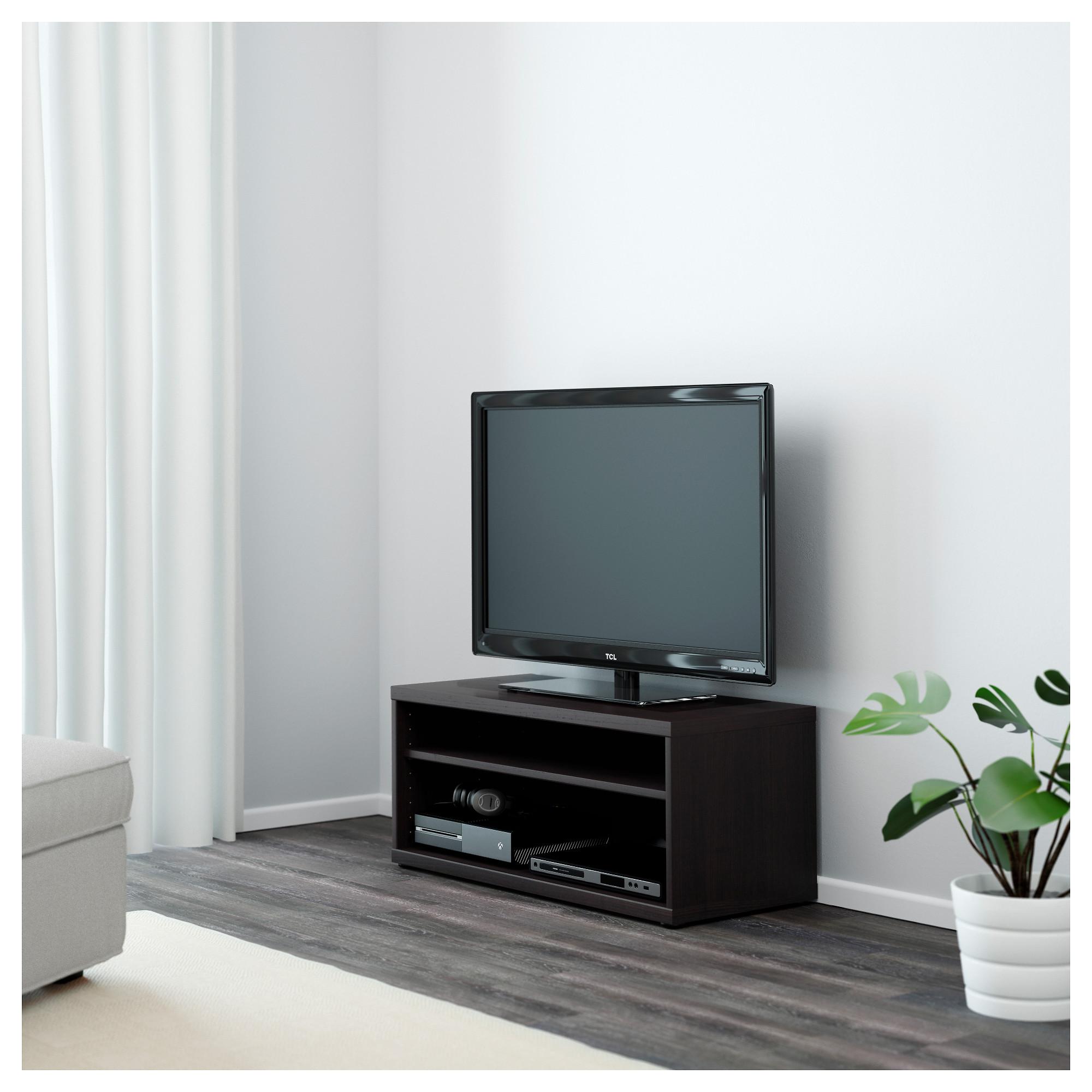 Awesome Mosjo Tv Bench Black Brown Ikea Hong Kong Evergreenethics Interior Chair Design Evergreenethicsorg